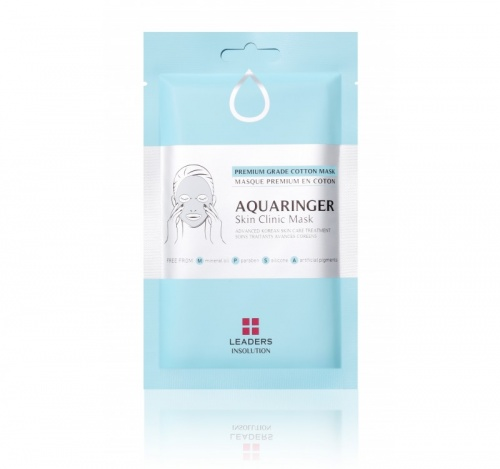 Leaders Insolution Skin Clinic Renewal Aquaringer Skin Clinic Mask 25ml - maska ultra nawilżająca