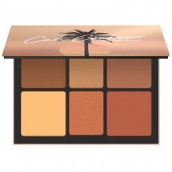 Smashbox Cali Kissed Palette - Deep 24g - paleta do konturowania