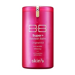 SKIN79 Hot Pink Super+ Beblesh Balm Triple Functions - regenerujący Krem BB