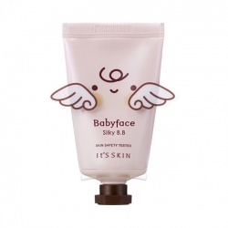 It's Skin Babyface Silky BB Cream 35g - matujący krem bb