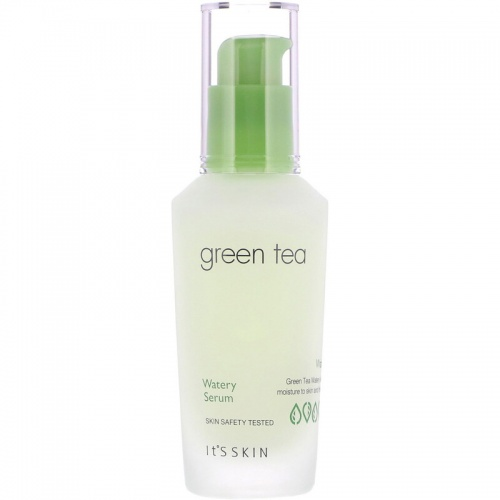 It's Skin Green Tea Watery 40ml - serum regulująco-nawilżające