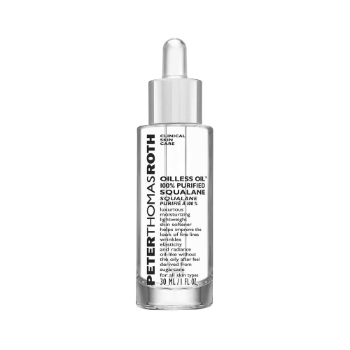 PETER THOMAS ROTH Oilless Oil 100% Purified Squalane 30ml - Odżywczy Olejek