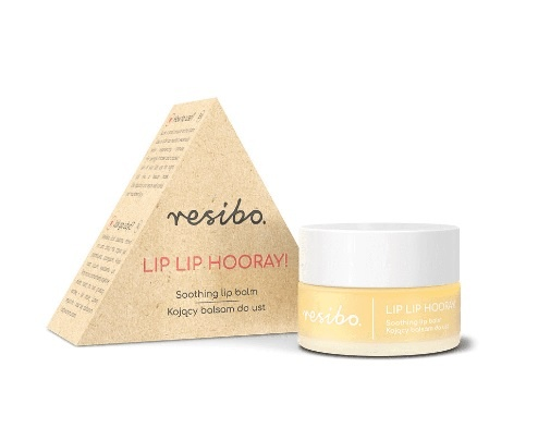Resibo LIP LIP HOORAY! 7ml - KOJĄCY BALSAM DO UST