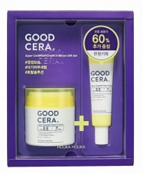 Holika holika good cera super ceramide cream in serum gift set - zestaw prezentowy