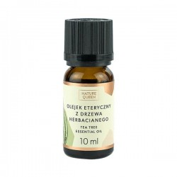 Nature Queen Tea Tree Essential Oil 10ml - Olejek Eteryczny z Drzewa Herbacianego