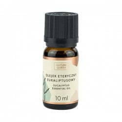 Nature Queen Eucalyptus Essential Oil 10ml - Olejek eteryczny eukaliptusowy