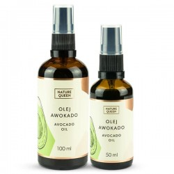 Nature Queen Avocado Oil - Olej avokado