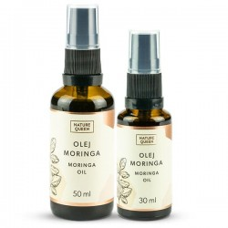 Nature Queen Moringa Oil - Olej Moringa