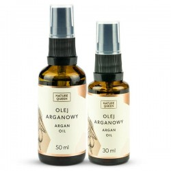 Nature Queen Argan Oil - Olej Arganowy
