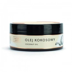 Nature Queen Coconut Oil 150ml - Olej Kokosowy
