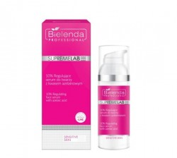 Bielenda Professional SENSITIVE SKIN serum 50ml - 10% REGULUJACE SERUM Z KWASEM AZELAINOWYM