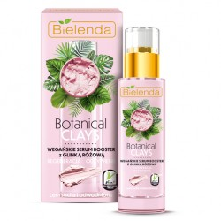 Bielenda BOTANICAL CLAYS serum booster z glinką różową 30ml