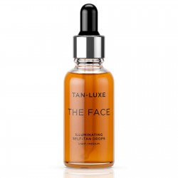 TAN LUXE The Face Olejek samoopalający Light/Medium 30 ml