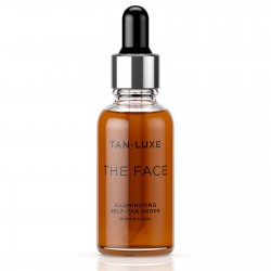 TAN LUXE The Face Olejek samoopalający Medium/Dark 30 ml
