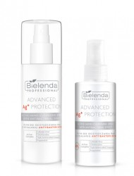 Bielenda Professional Duet Advanced Ag + Protection 150ml+75ml - płyn ANTYBAKTERYJNY